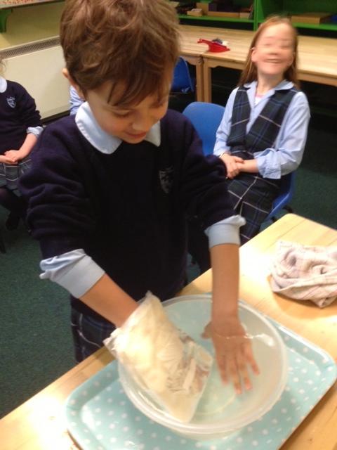Polar Insulation experiment