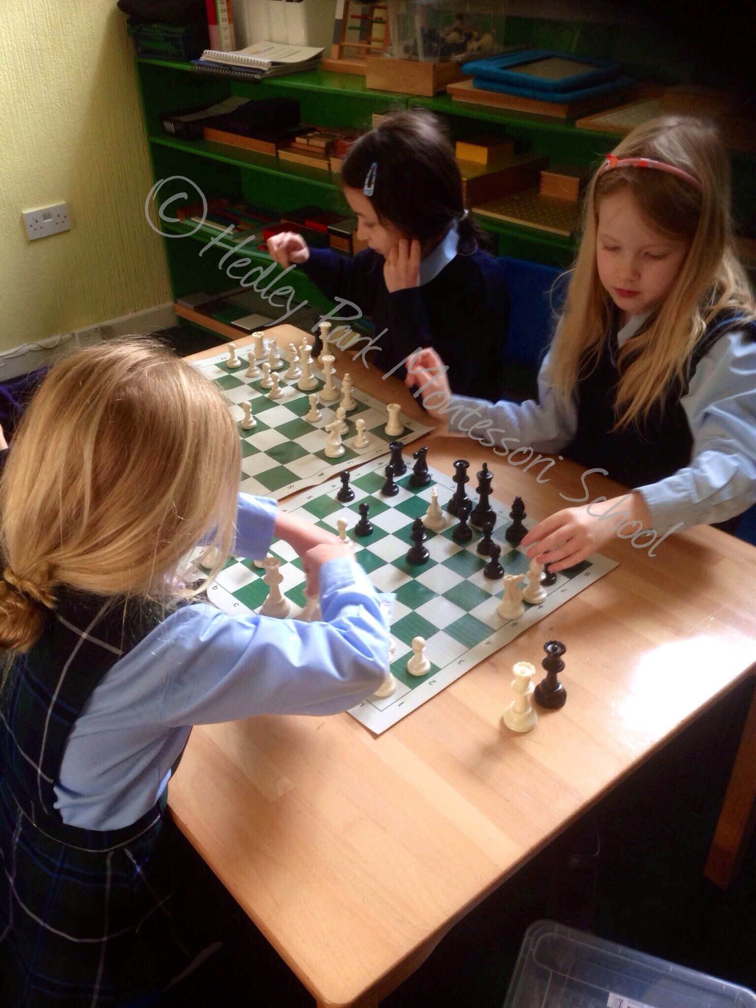 Chess Club!