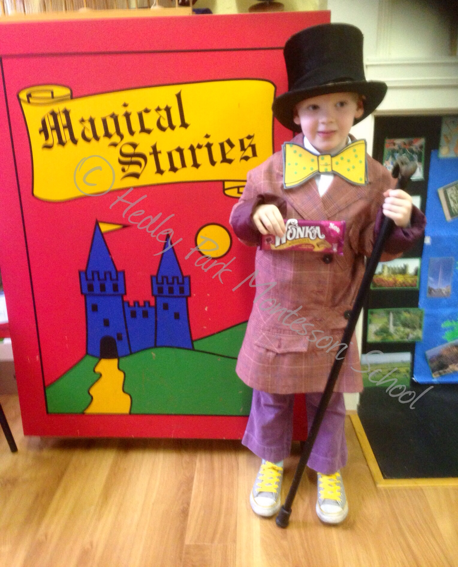 World Book Day - Willy Wonka