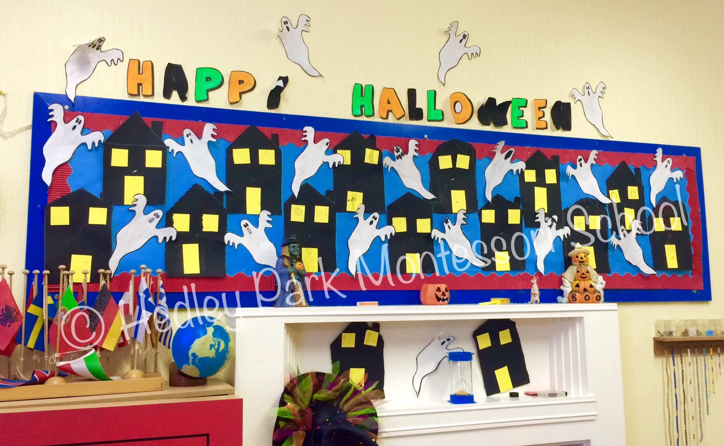 Junior Class - Happy Haunted Halloween