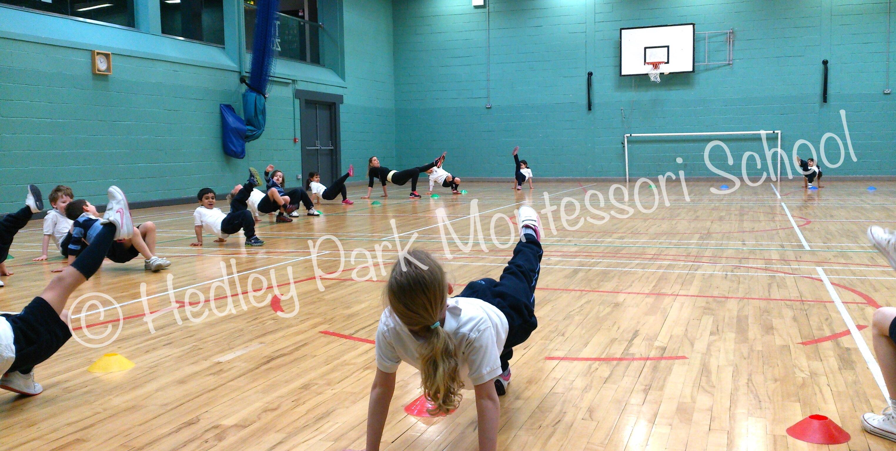 Prep School - Sports
